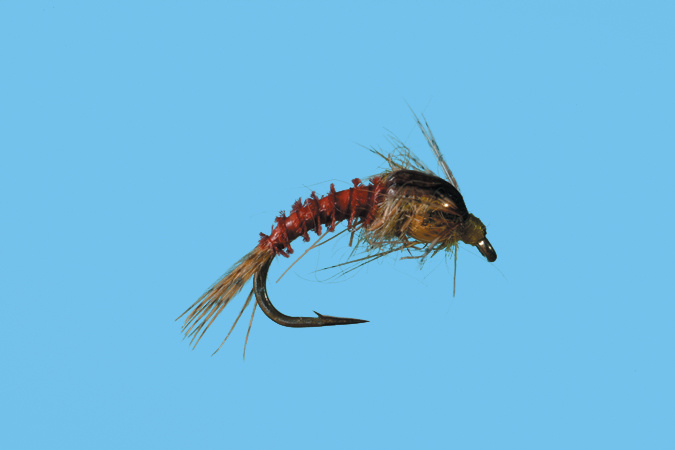 Solitude Fly BH Thorax PMD Emerger