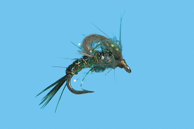Solitude Fly BH Bubble Back BWO