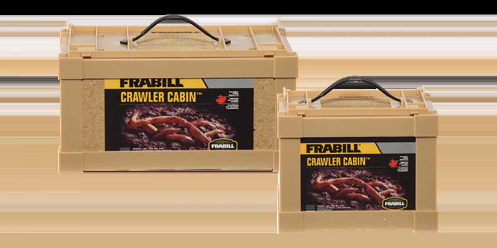FRABILL INC. Frabill 1016 Crawler Crib