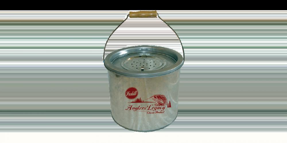 FRABILL INC. Frabill Galvanized 8Qt 1266 Minnow Bucket