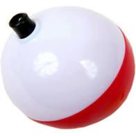 Plastilite Red White Plastic Bobber