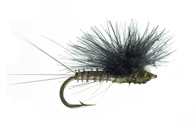 Montana Fly CDC Hackle Stacker BWO