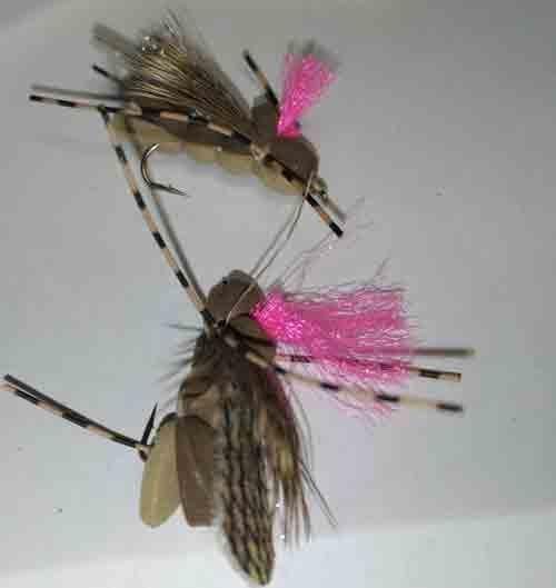 Montana Fly Juans Hopper  (n)