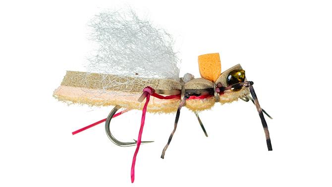 Montana Fly Pavlovich's Yellowstoner Hopper