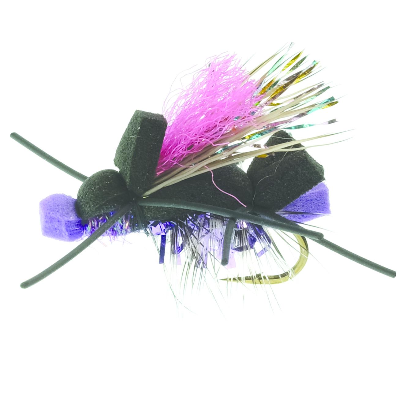 DreamCast Purple Army Ant Hi Viz