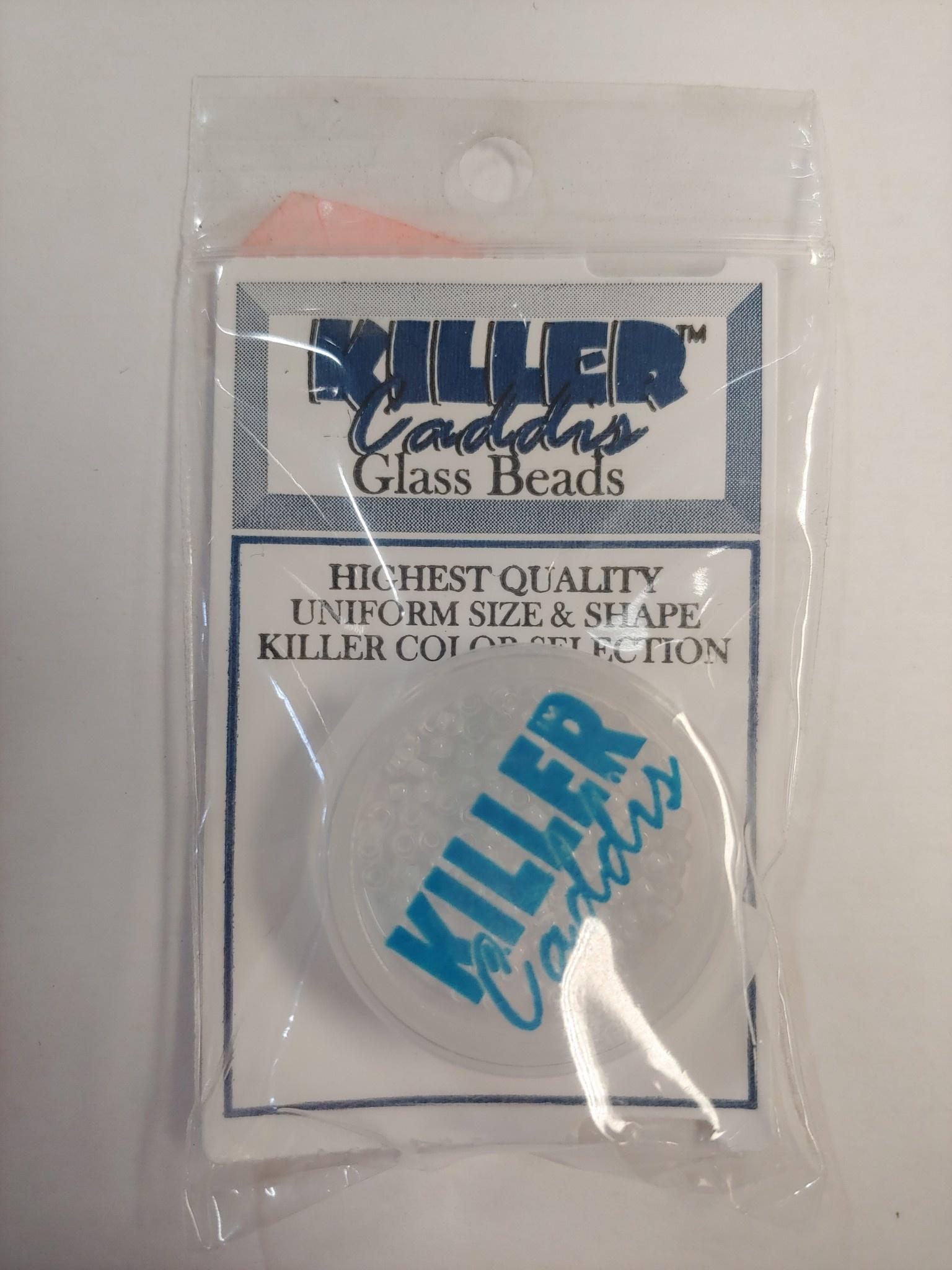 Killer Caddis Beads Killer Caddis Glass Beads