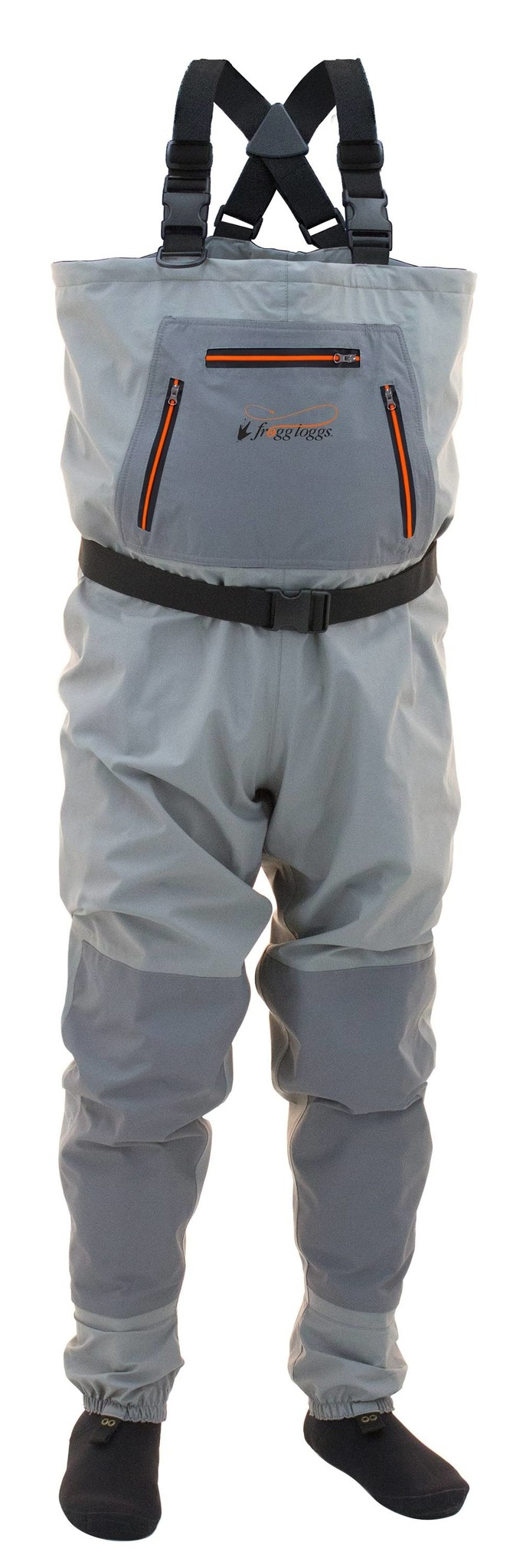 Frogg Togg Hellbender Stockingfoot Breathable Waders - Youth