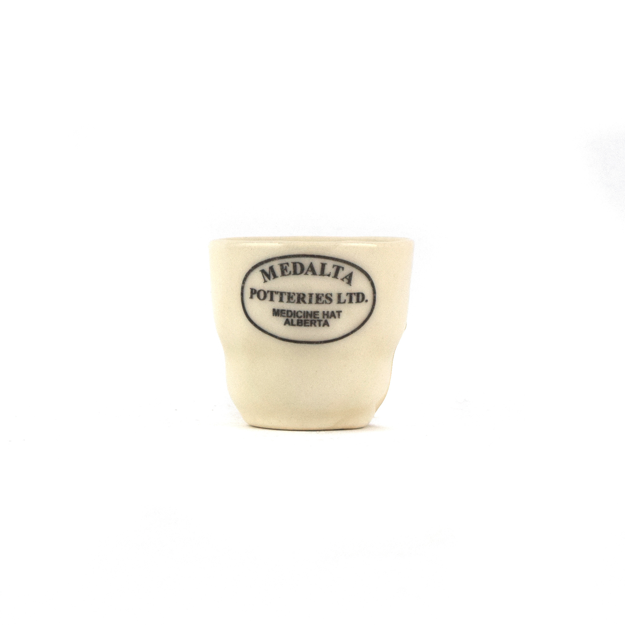 Medalta Ware Reproduction Egg Cup