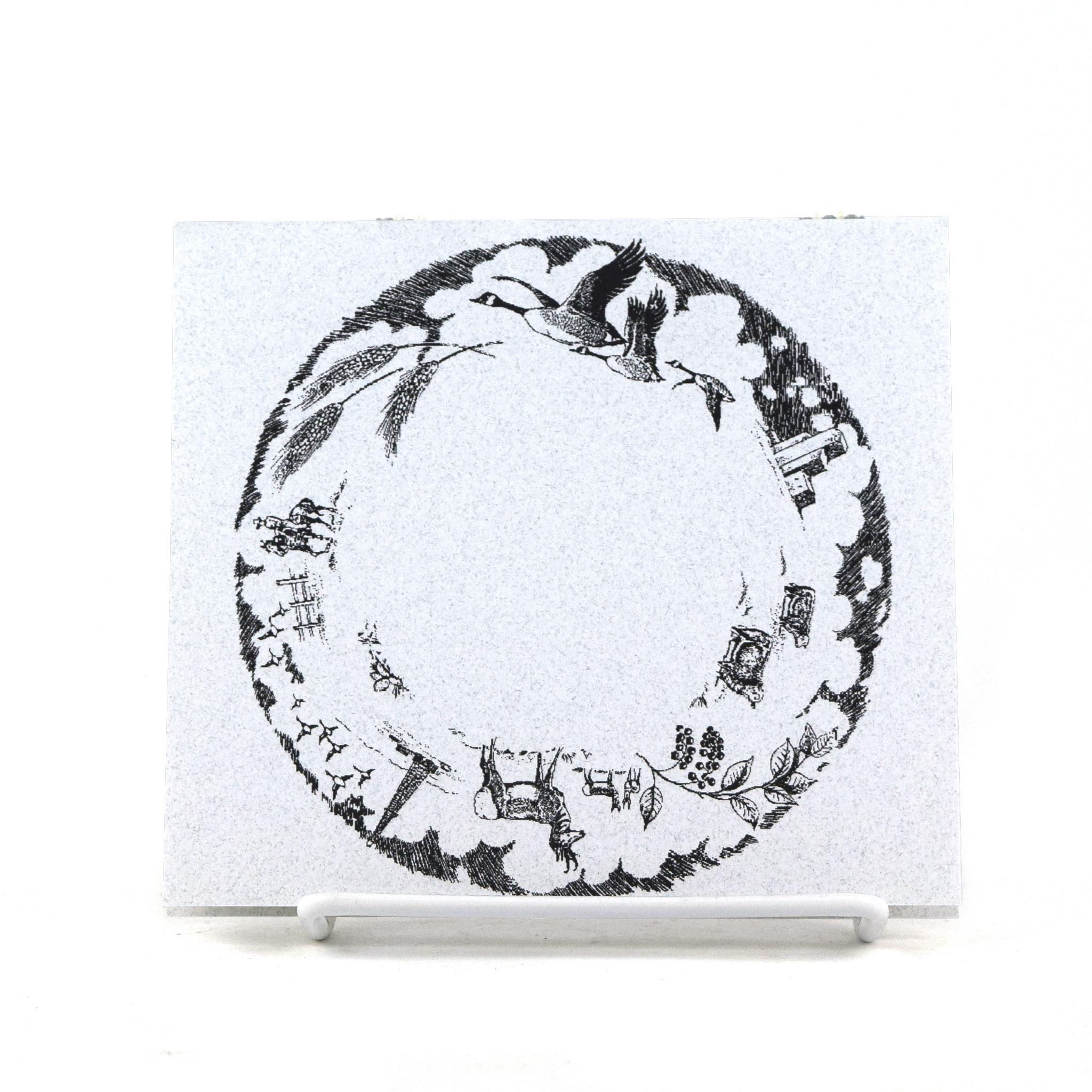 Medicine Hat Potteries Note Card