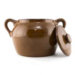 Medalta Ware Reproduction Bean Pot Lid