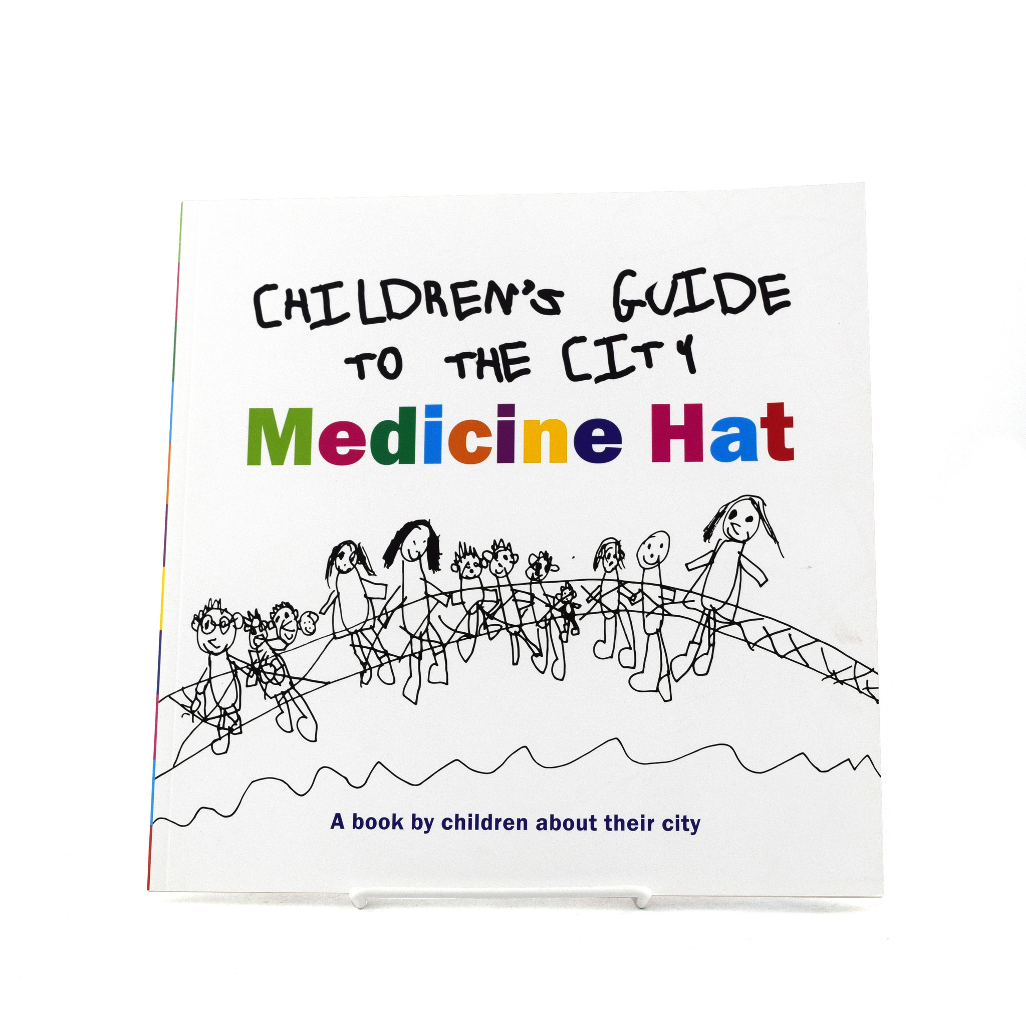 Children's Guide to the City: Medicine Hat