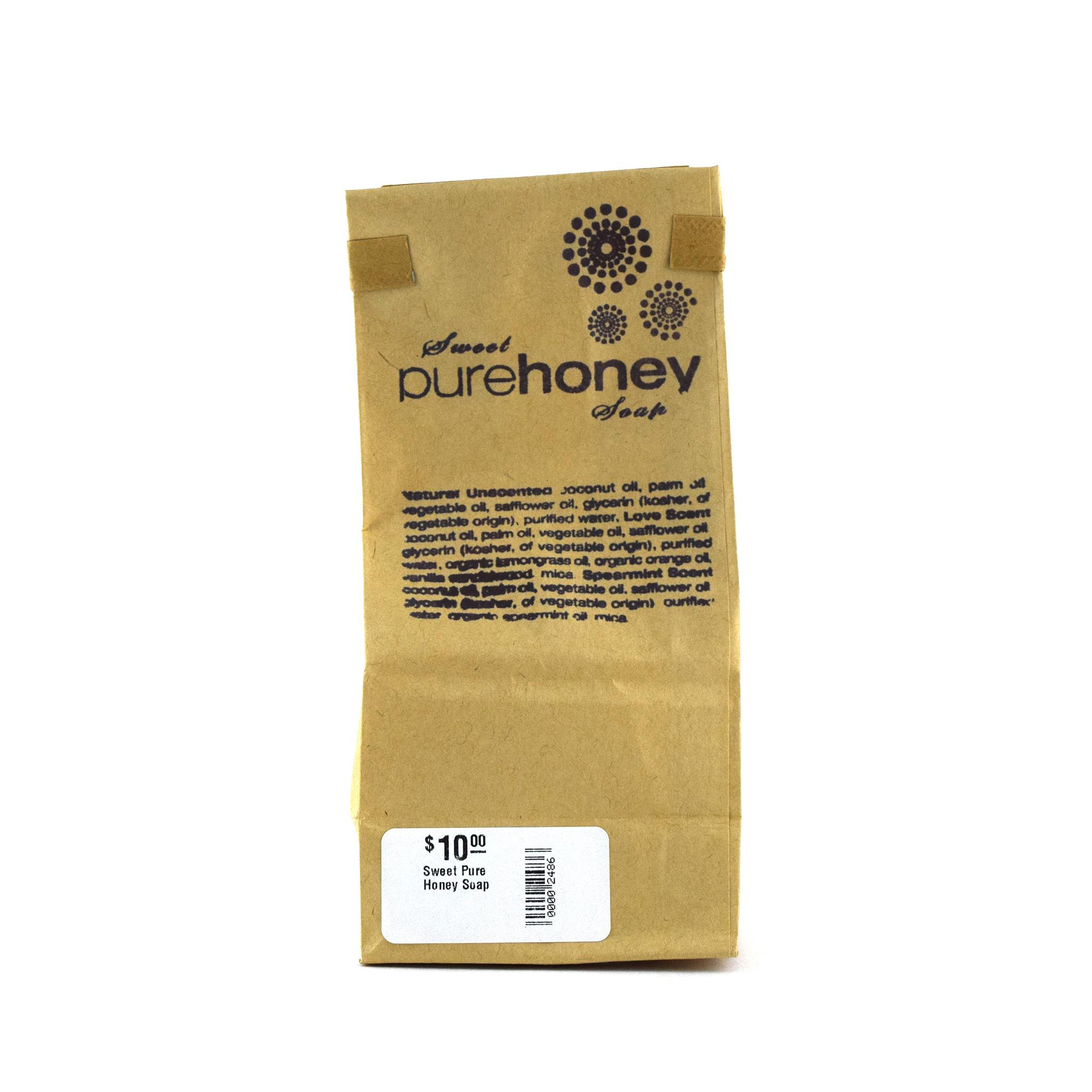 Sweet Pure Honey Soap