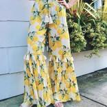 Morgan Claire Lemonade Tassel Pant
