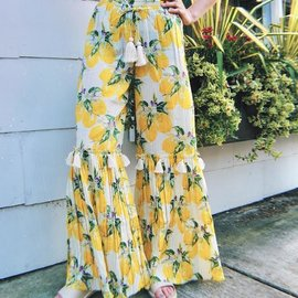 Morgan Claire Lemonade Tassel Pant