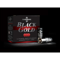 OTP006-GAMEBORE BLACK GOLD 12G 70MM 28GM #7.5 1500FPS 25RNDS