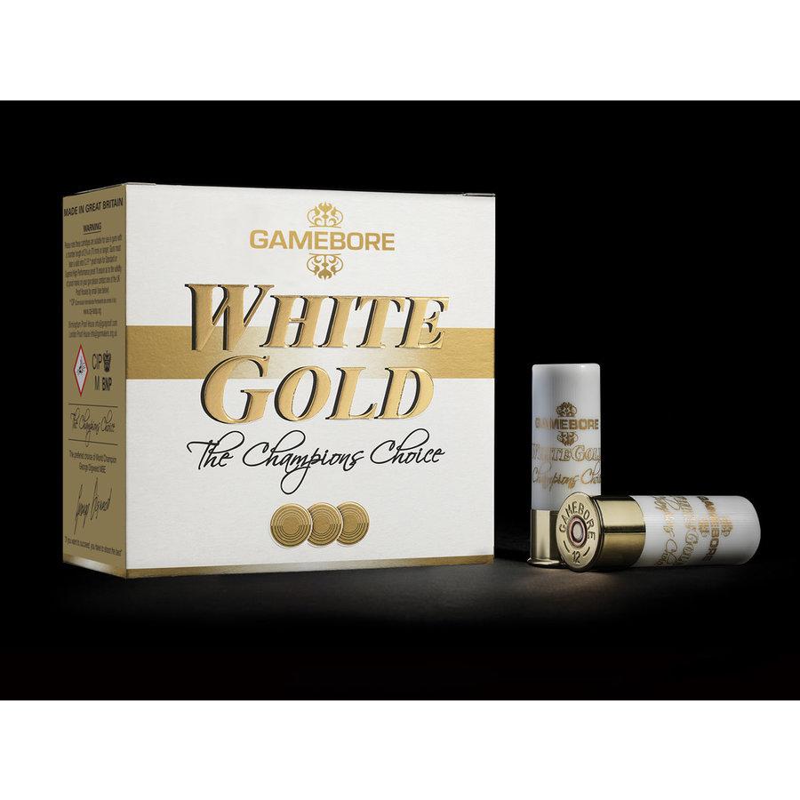 OTP010-SLAB-GAMEBORE WHITE GOLD 12G 28GM #7.5 1450FPS 250RNDS