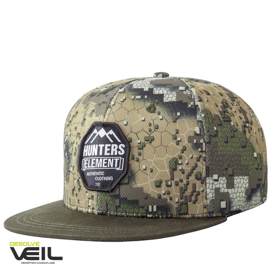 HUNTERS ELEMENT RADIUM CAP DESOLVE VEIL(HUE363)