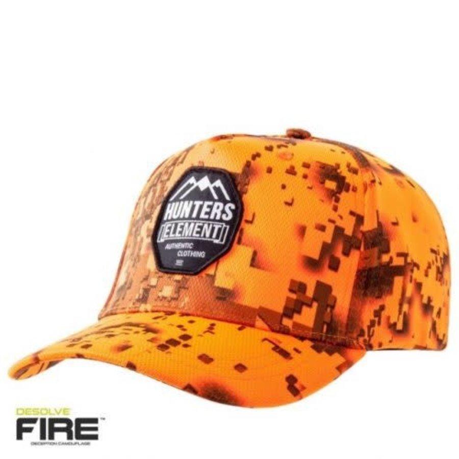 HUNTERS ELEMENT HEAT BEATER NUCLEUS CAP DESOLVE FIRE(HUE463)