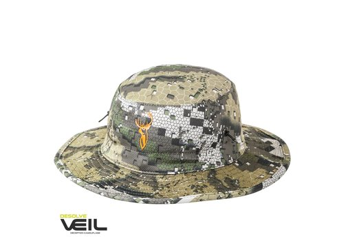 HUNTERS ELEMENT BOONIE HAT DESOLVE VEIL(HUE903)
