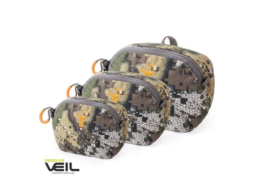 HUE357-HUNTERS ELEMENT EDGE POUCH DESOLVE VEIL L