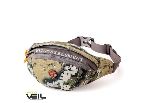 HUE905-HUNTERS ELEMENT LEGEND BELT BAG DESOLVE VEIL