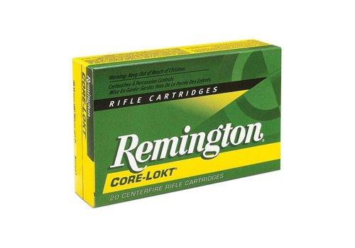 REMINGTON CORE LOKT 22-250 REM 55GR PSP 20RNDS (RAY124)