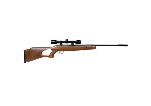 CROSMAN TITAN NITRO PISTON WOOD .177 AIR RIFLE PACKAGE (RAY884)