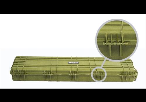EVOLUTION GEAR RIFLE HARD GUN CASE XL OLIVE (EVO009)