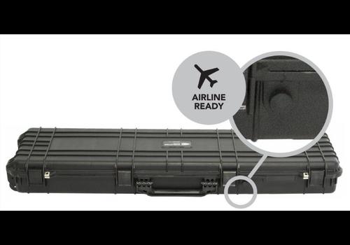 EVOLUTION GEAR RIFLE HARD GUN CASE XL BLACK (EVO011)