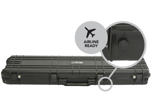 EVOLUTION GEAR HD SERIES RIFLE HARD GUN CASE M - BLACK(EVO014)