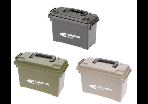 EVO050-EVO SMALL AMMO CASE/DRY BOX OLIVE DRAB WEATHERPROOF