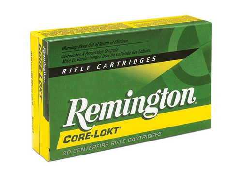 REMINGTON CORE-LOKT 338 WIN MAG 225GR PSP 20RNDS(RAY159)