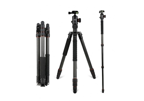 TAS003-Fotopro X-go Carbon X-Series Tripod