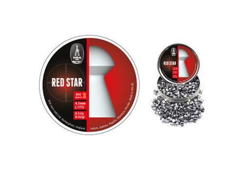 TAS010-PELLETS-BSA RED STAR 177 450RNDS