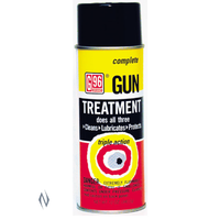 NIO136-G96 GUN TREATMENT 12OZ