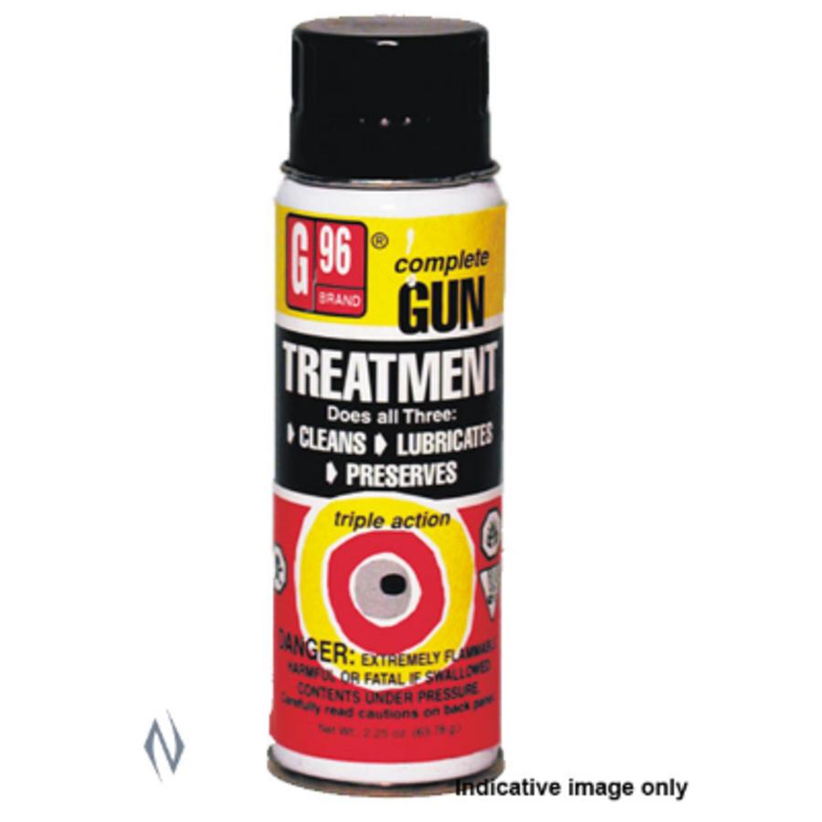 G96 GUN TREATMENT 4.5OZ 127G (NIO135)