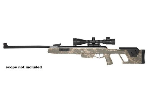OSA2830-NORICA DEAD EYD GRS CAMO .22 AIR RIFLE