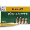 Sellier & Bellot BER1172-S&B 204RUG 32GR PTS 20RNDS