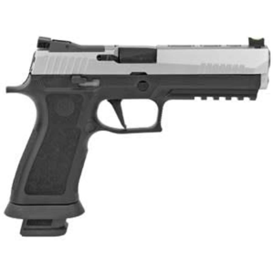 CLE071-SIG SAUER P320 X5 SS LIMITED EDITION 9MM 10 SHOT
