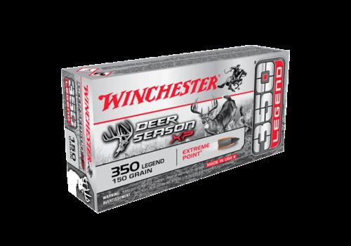 WIN002-WINCHESTER DEER SEASON 350 LEGEND 150GR XP 20RNDS