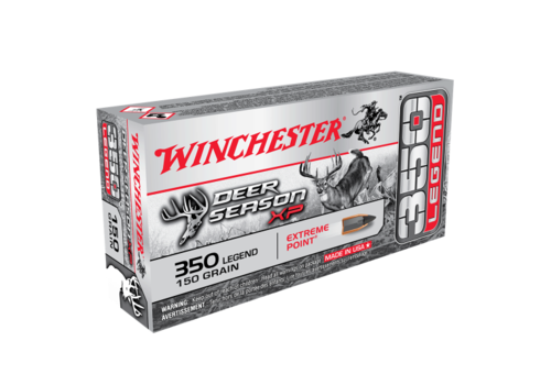 WINCHESTER DEER SEASON 350 LEGEND 150GR XP 20RNDS (WIN002)