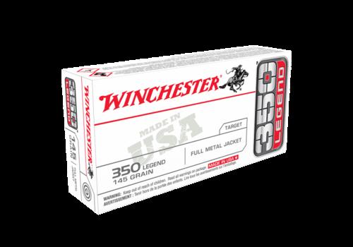 WIN001-WINCHESTER USA VALUE PACK 350 LEGEND 145GR FMJ 20RNDS