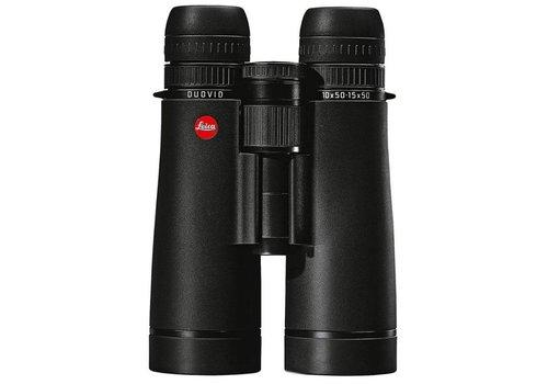 LCA161-LEICA DUOVID 10-15X50 BINO