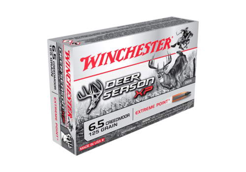 WIN1179-WINCHESTER DEER SEASON 6.5 CREEDMOOR 125GR XP 20RNDS