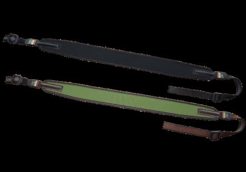 MOA103-NIGGELOH NEOPRENE RIFLE SLING GREEN
