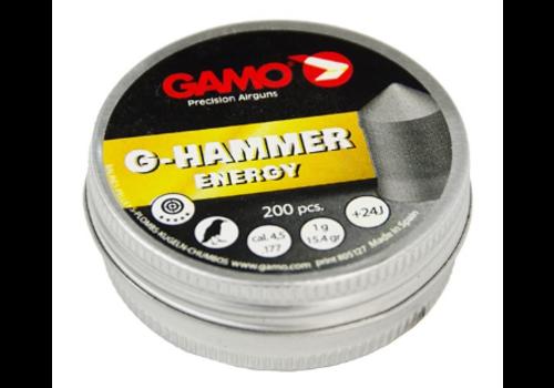 OSA2217-PELLETS-GAMO G-HAMMER ENERGY 177 200RNDS