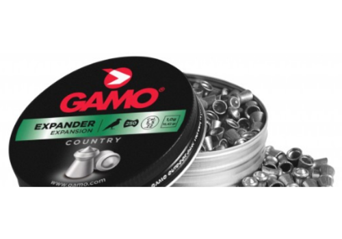 OSA042-PELLETS-GAMO EXPANDER COUNTRY 177 250RNDS