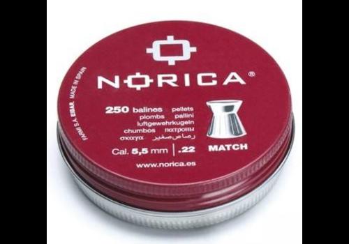 OSA1226-PELLETS NORICA MATCH 22 250RNDS