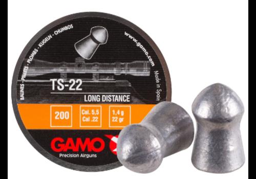 OSA1472-PELLETS-GAMO TS-22 22 200RNDS
