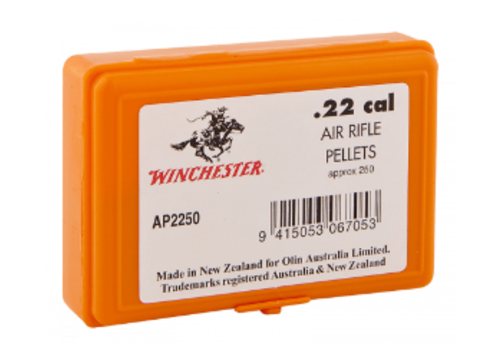 WINCHESTER .22 AIR RIFLE PELLETS 250RNDS (WIN332)